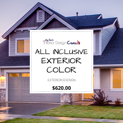 ALL INCLUSIVE EXTERIOR COLOR