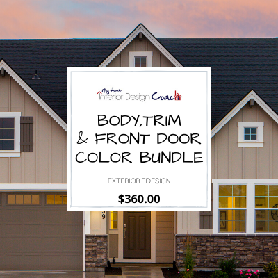 BODY TRIM FRONT DOOR COLOR BUNDLE