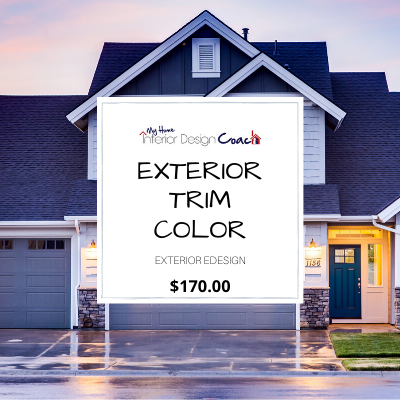 EXTERIOR TRIM COLOR