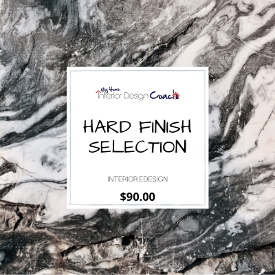 HARD FINISH SELECTION