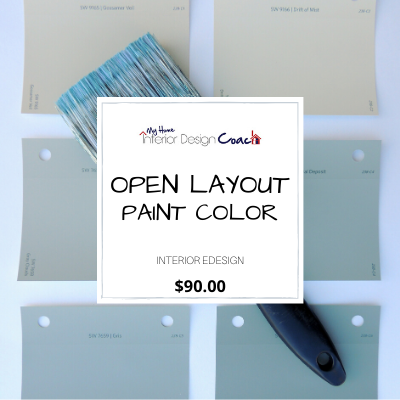 OPEN LAYOUT PAINT COLOR